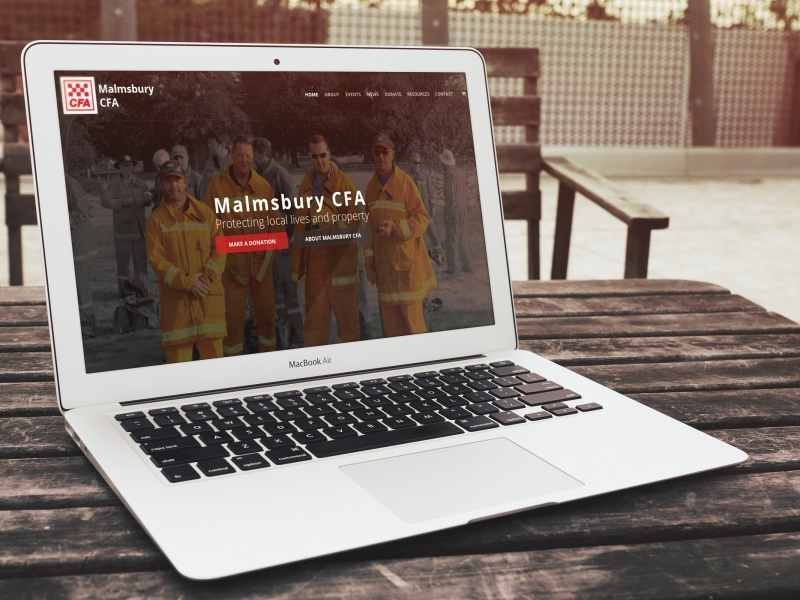 Welcome to the new Malmsbury CFA website