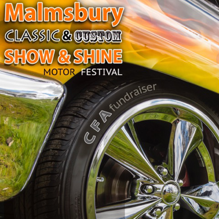 Malmsbury Show and Shine 2017 – $10 Entry on the day